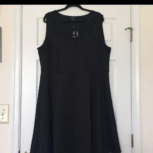 Torrid Scuba Dress.